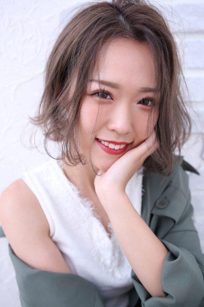 マニッシュフレンチボブ Lee上新庄ニュートラル店