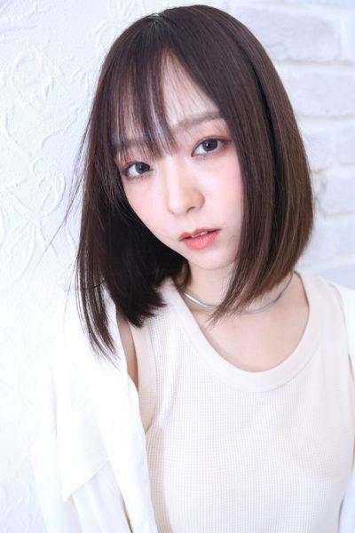 シースルーボブ Lee上新庄ニュートラル店