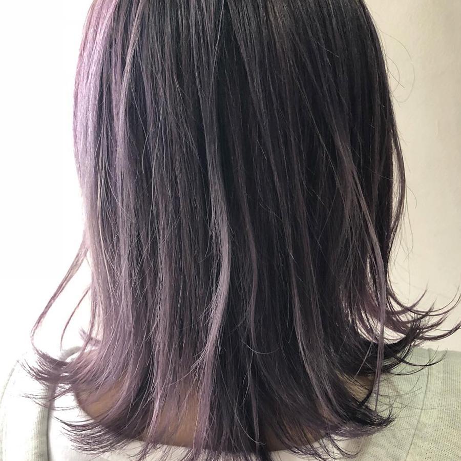 ブルベ冬 髪色