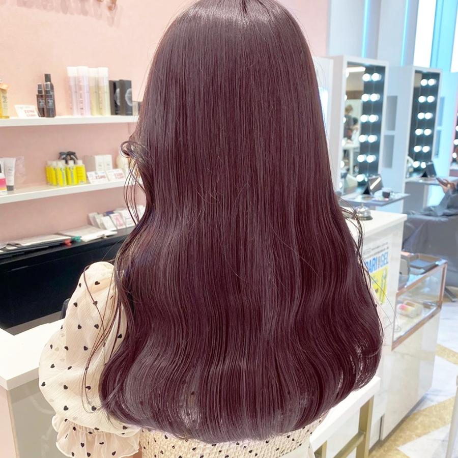 イエベ春 髪色