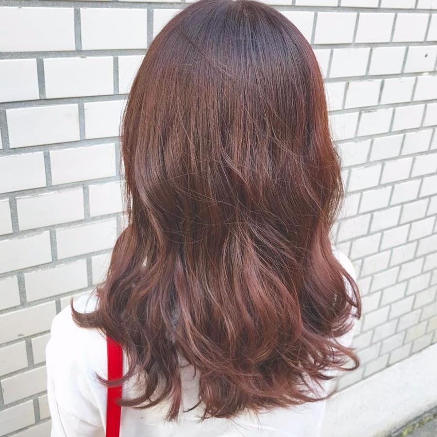 イエベ秋 髪色