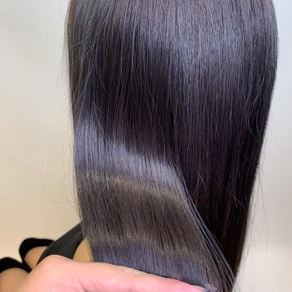 オージュア 髪質改善