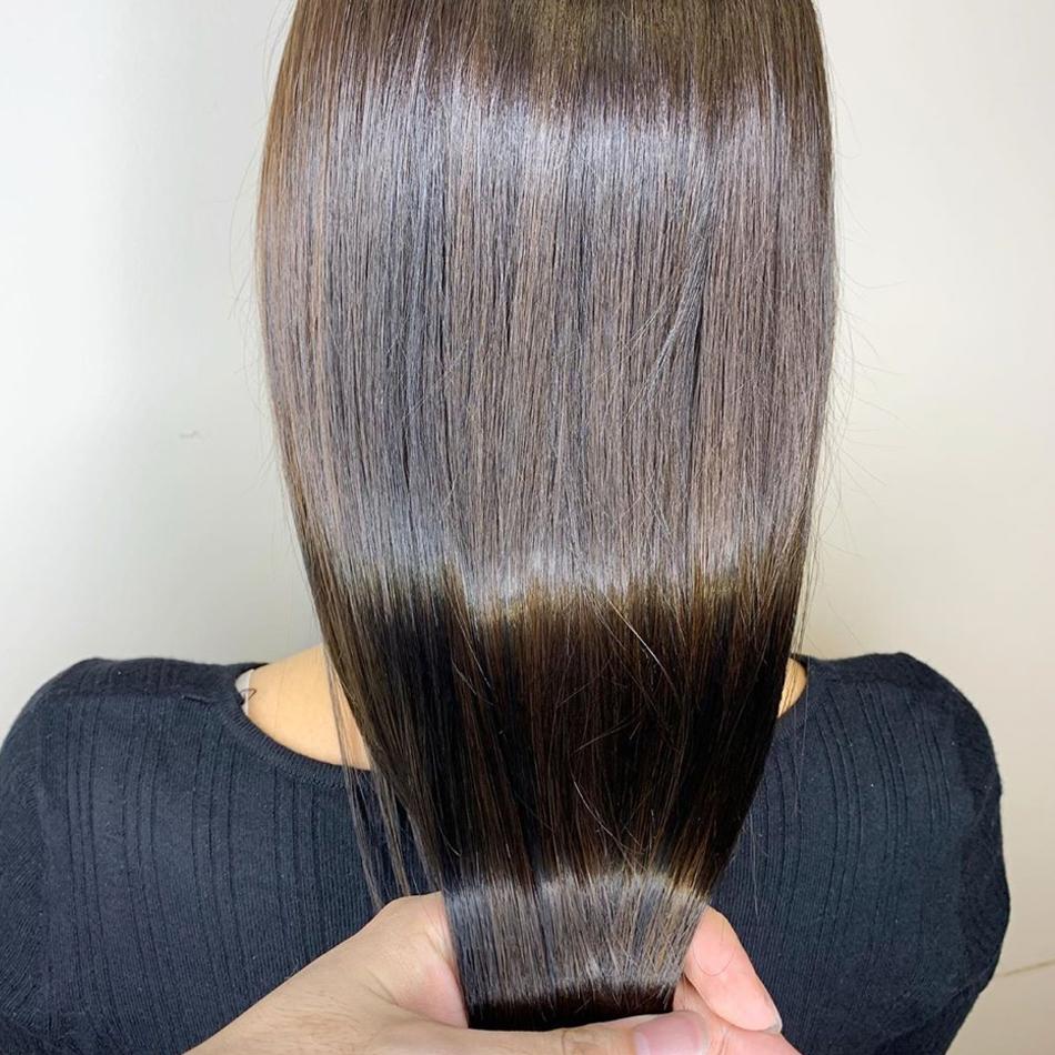 髪質改善 ツヤ髪