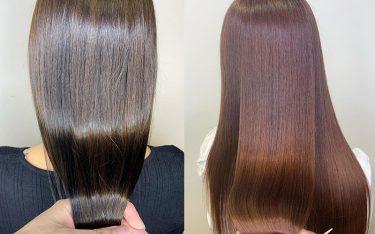 髪質改善って本当に変わる?美容室のケアメニュー&トリートメントでツヤ髪へ