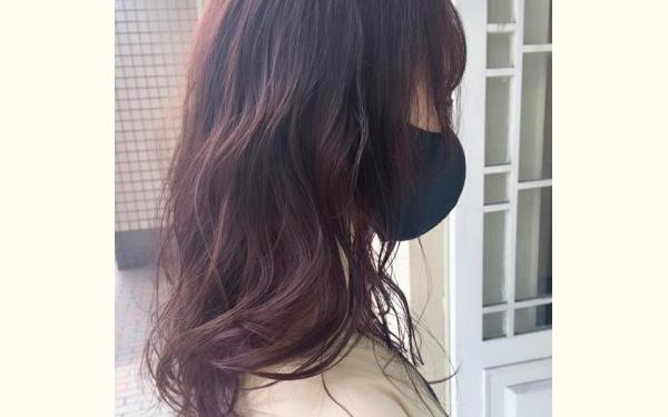秋冬トレンドヘアカラー