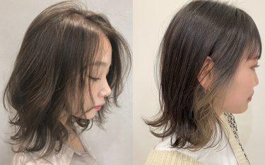 自然体なミディアムヘアが大人っぽい♡2021年のおすすめ大人ヘアカタログ