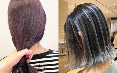 今人気のヘアカラーが丸わかり!定番から注目のトレンド髪色総まとめ♡