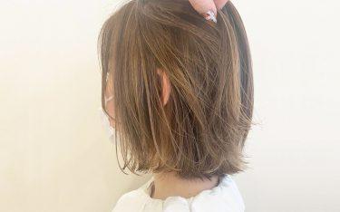最新トレンドを押さえた髪型チェンジの提案♪おしゃれな今っぽヘア