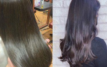 大人女性に似合うアッシュカラーのススメ。透明感たっぷりの髪色で春支度♡