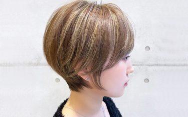 大人の色っぽショートヘアはシルエットが大事♡2021おすすめショートヘアカタログ