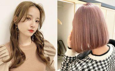 【2021年最新】春のトレンドヘアスタイル!後ろ姿までかわいい髪型で魅了しちゃおう♡