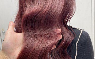 【2021】春色先取り!ピンクカラーで華やかな愛されヘアカラーにチェンジ☆