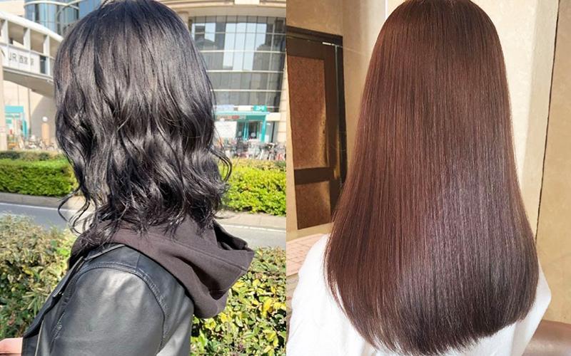 30代 春 髪色