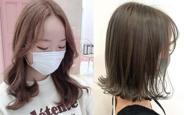 髪がやわらかく見える春夏の透明感カラー!こなれ感たっぷりの垢抜ける髪色♡