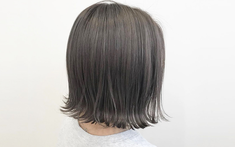 ブルベ夏 ブルベ冬 髪色
