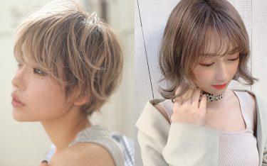 【2021夏先取りヘア】人気美容師の今っぽおしゃれなショート&ボブカタログ