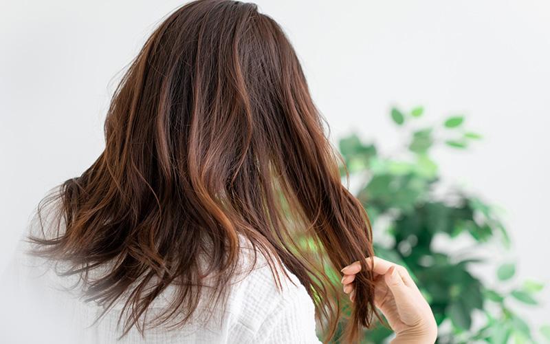 髪の紫外線ダメージ