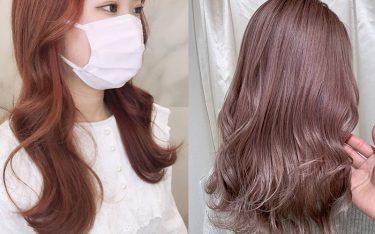 【2021年】透明感を出せる暖色系ヘアカラーまとめ♡美容室で人気の髪色を分析!