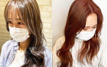 【2021】夏先取りヘアカラーカタログ♡SNSで人気の髪色特集!
