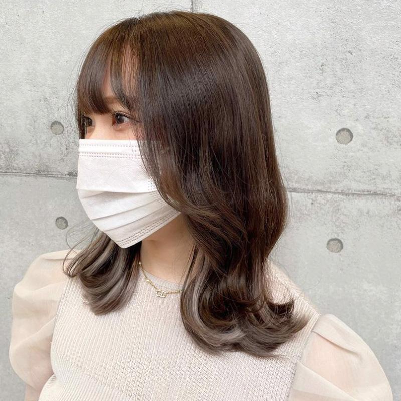 韓国風サイドバング