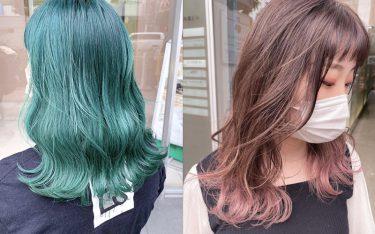 【2021】夏の日差しに映えるヘアカラー♡軽やかな明るめトレンドカラーカタログ