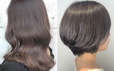 くすみ系ヘアカラーでグッとおしゃれ見え♡シックな色味で大人っぽい夏のトレンド髪色
