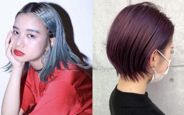 【2021】この夏、大注目のハイトーンカラーでおしゃ髪に♡美容師の推しヘアカラーカタログ