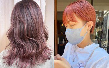 ピンクの髪色が好き!華やかに仕上がるピンクのモテカラーまとめ♡おすすめ15選