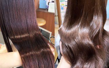 髪がキレイに見える髪色って?ツヤ感と透明感が魅力の美髪カラー