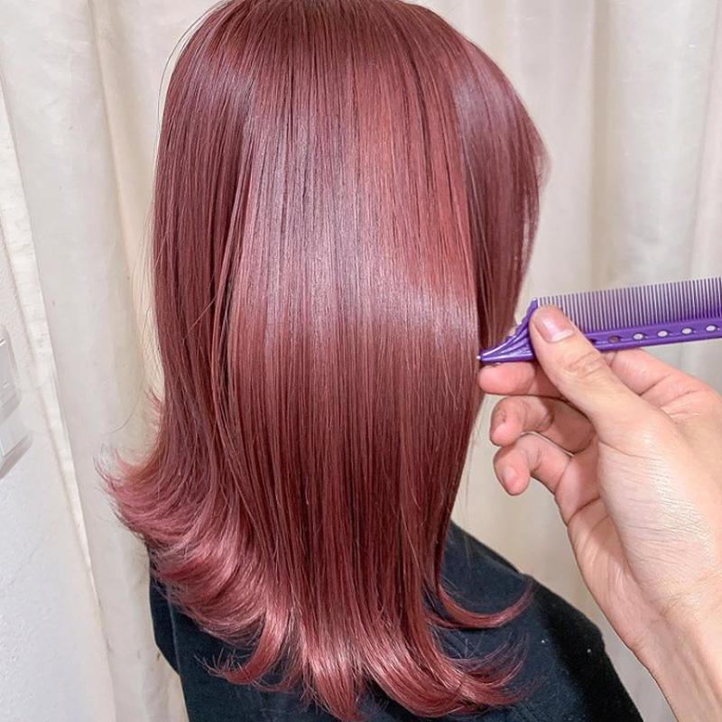 赤みピンク