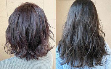 ブリーチなしでOKな秋冬ヘアカラーを厳選!色落ち過程も楽しめる2021年のトレンド髪色