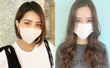 マスク美人は髪型で決まる!マスク姿でも垢抜け見えするスタイル教えます♡