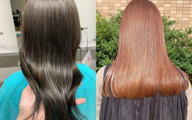 洒落見えする秋っぽヘアカラーでトレンド髪に!明るめ&暗めヘアカラーカタログ♡