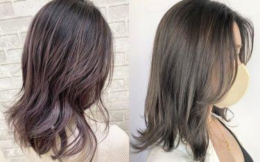 大人っぽおしゃれな秋の髪色特集♡2021年のトレンドを押さえた絶妙な透け感ヘアカラー