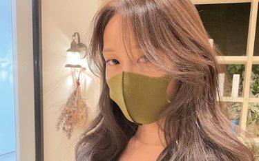 2021年のトレンド前髪をチェック!小顔見えする前髪でマスクをしていてもカワイイ髪型に♡