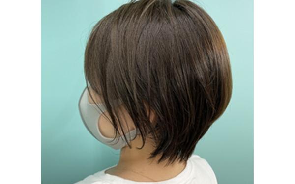 秋 トレンドショートヘア