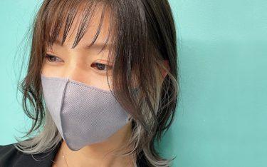 ポイントブリーチで今っぽおしゃれな髪色に♡ハイライト・インナーカラーの最旬デザイン