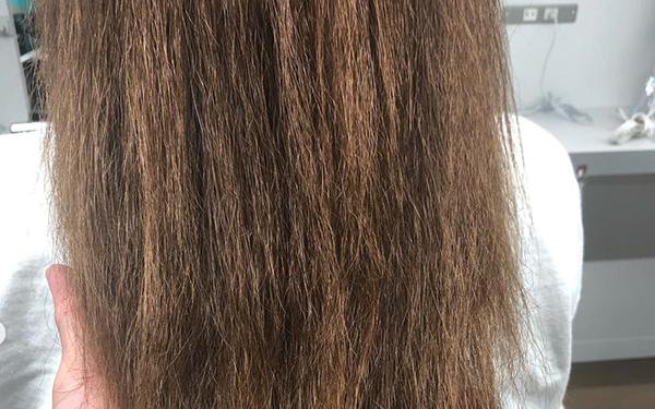 堀江 髪質改善
